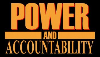Books: Power And Accountability