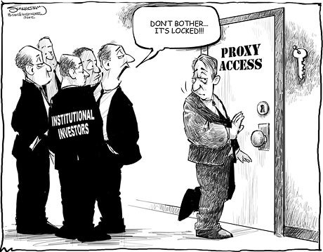 Proxy Access (P&I)