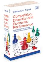 CompetitionDiversityandEconomicPerformanceProcessesComplexitiesandEcologicalSimilarities