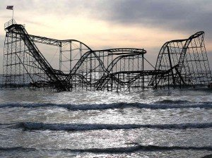 Roller Coaster Global Warming