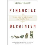 Financial Darwinism book cover