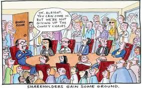 Board Monitoring By Shareholders