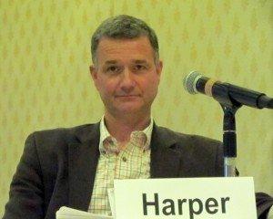 Rev Fletcher Harper