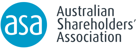 Australian Shareholders' Association, ASA