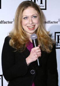 Chelsea Clinton says Change the System