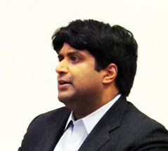 Joshua M. Zachariah