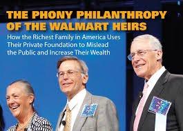 Walmart Philanthropy