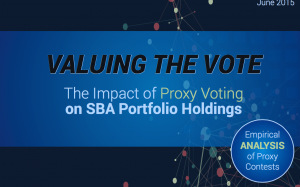 Florida SBA Valuing the Vote