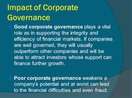 Well-Governed Companies
