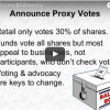 Proxy Access & Advocacy