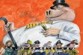 Hedge Funds Policing Wall Street