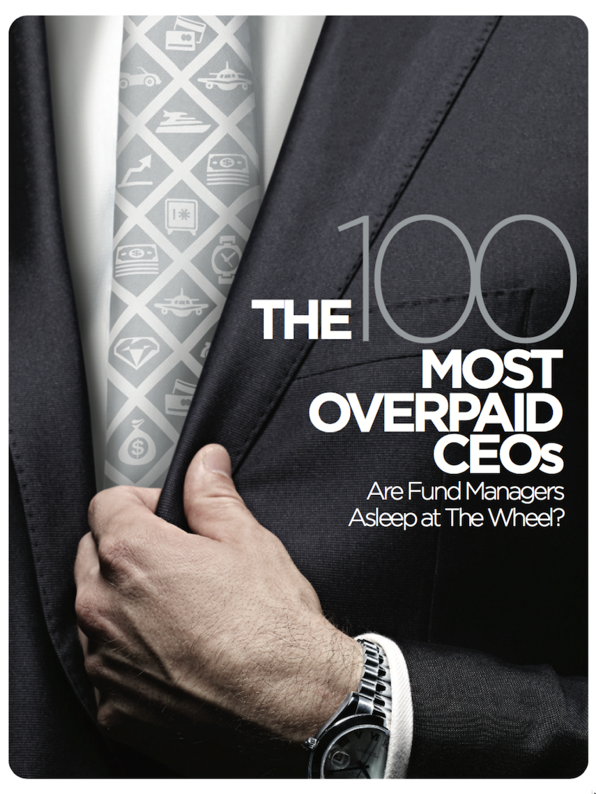 overpaid ceos Ceo: ronald hovsepian company: intralinks holdings 3-year-average performance.