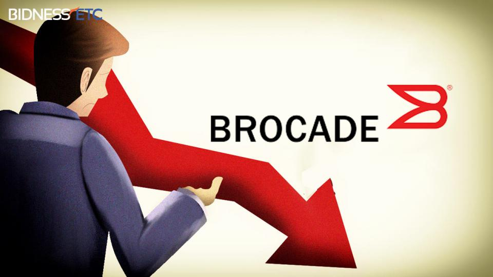 Brocade Communications BRCD: Proxy Score 57