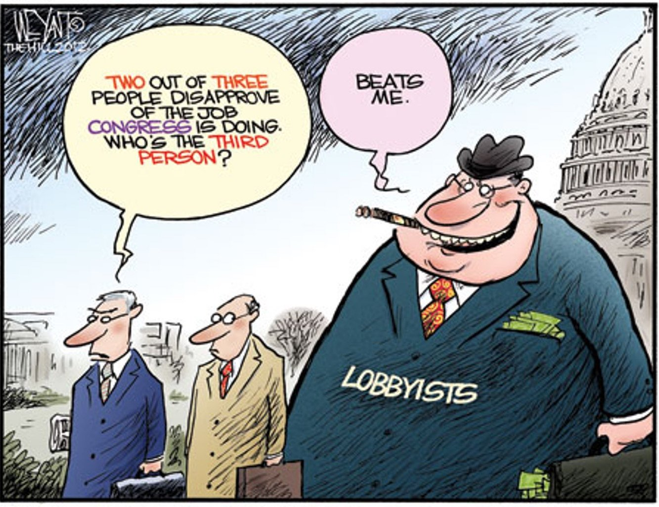 Lobbying Disclosure Sought by Investors - Corporate Governance