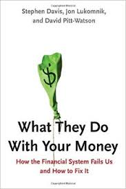 Review: What They Do With Your Money