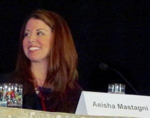 Aeisha Mastagni