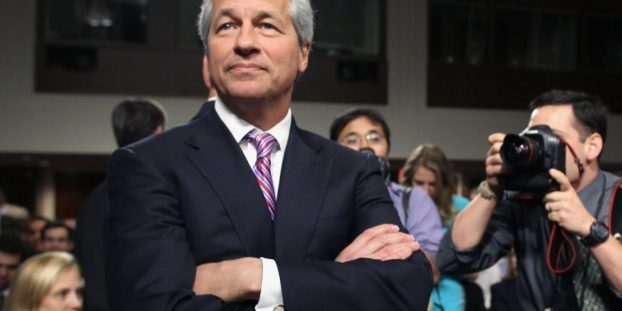 "Commonsense Principles of Corporate Governance. JPMorgan Chase CEO Jamie Dimon and a group of influential leaders in business and finance have joined to develop a set of ""commonsense"" principles that institutional investors and governance advisers are mostly applauding. (Photo by Mark Wilson/Getty Images and used by Wahington Post)"