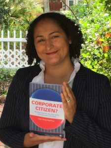 Ciara Torres-Spelliscy holding Corporate Citizen?