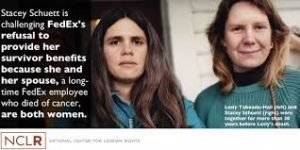 FedEX LGBT rights failure #shameonfedex