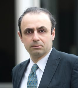 Reza Dibadj of Park and Dibadj Consultancy