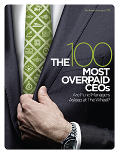 2017 CEO Pay Study: Paying CEOs too Much