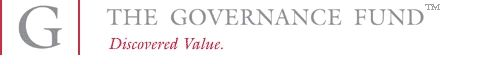 The Governance Fund logo