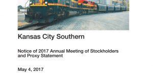 Kansas City Southern Proxy Voting Guide