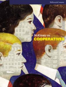 McKinsey On Cooperatives