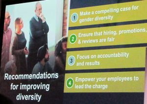 4 Recommendations for Improving Diversity