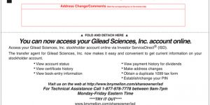 Gilead Sciences Proxy Voting Guide by McRitchie