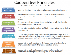 Cooperative Principles: Catalyst for What Ought to Be