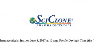 SciClone Pharmaceuticals
