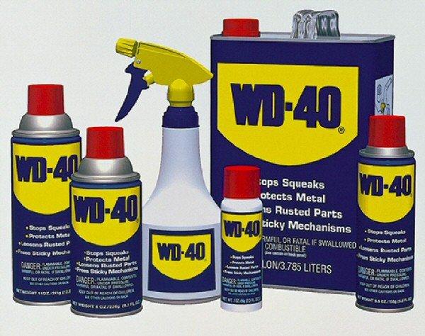 WD-40 win win