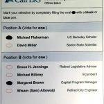 CalPERS Ballot 2017