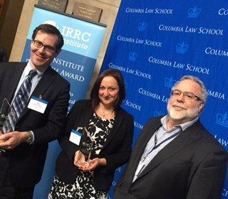 IRRCi Research Award Winners
