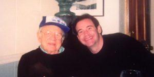 William Steiner and son Kenneth Steiner