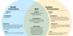 Benmefit Corporation vs B Corp