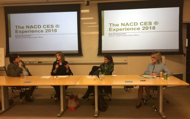 CES NACD NoCal Panel