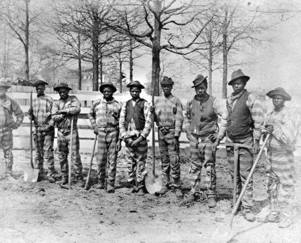 GEORGIA prison labor