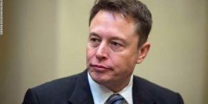 Musk Steps Down