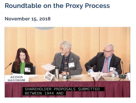 SEC Video Proxy Process