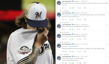 Major League Baseball's Embarrassment - Josh Ronald Hader