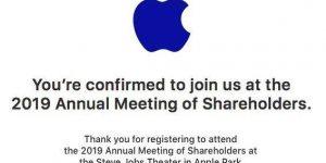 Apple 2019