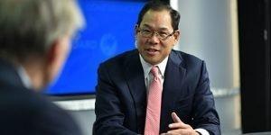 ESG Executive Director - Doug Chia leaves vacancy