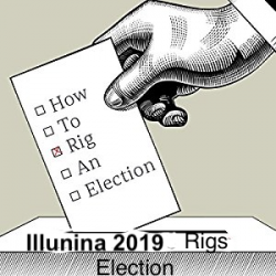 Illumina 2019 rigs election