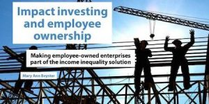 Investing in Employee Ownership