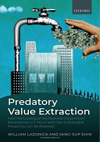 Predatory Value Extraction