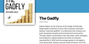 The Gadfly with Gabriel Malek