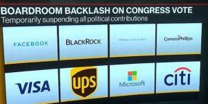 Halt Corporate Political Spending