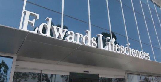 Edwards Lifescience 2021
